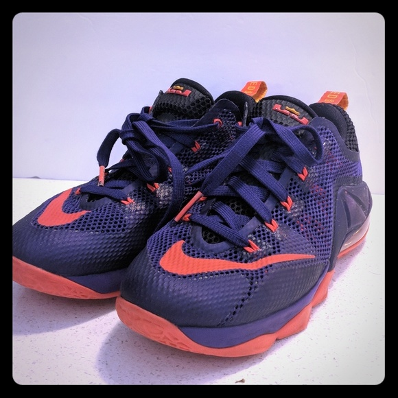 new style 0514d 506ad Nike Lebron James xii